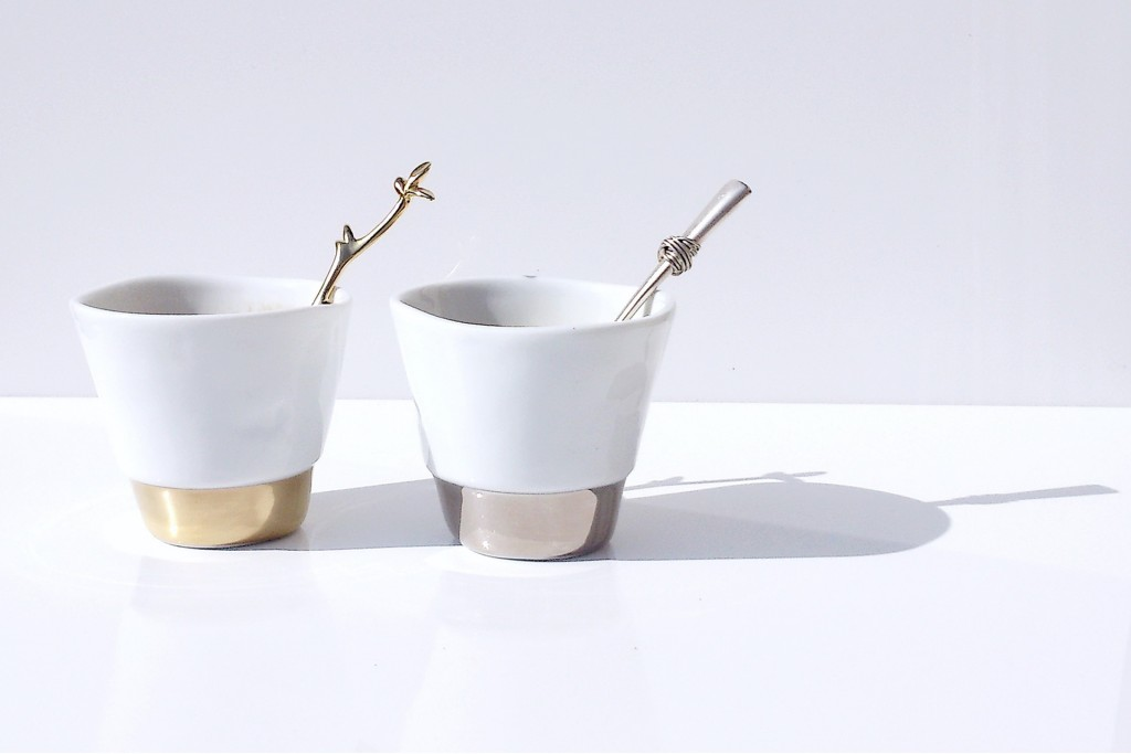 Timbales à expresso Isabelle Pourpinel